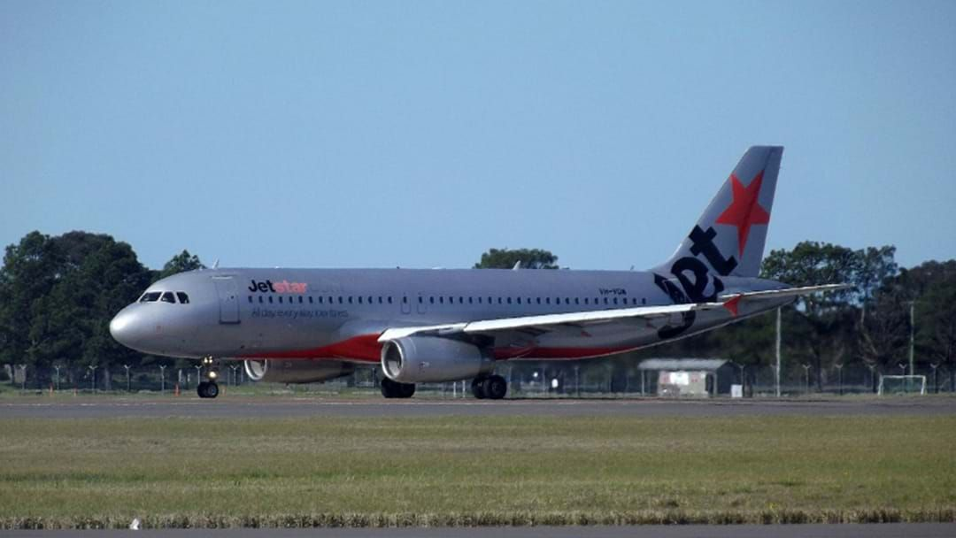 Article heading image for More than 20 flights affected in Cairns by Jetstar strikes.