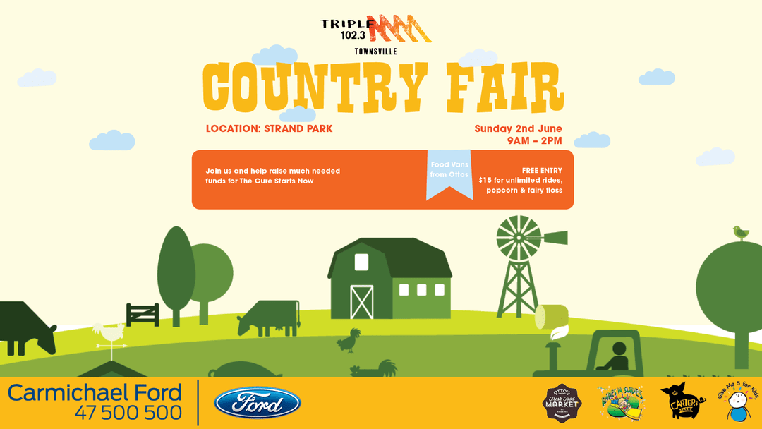 Article heading image for TRIPLE M'S COUNTRY FAIR