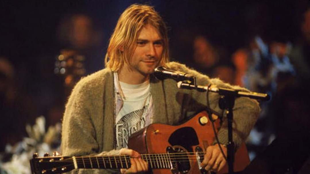 Article heading image for 50 Things You Didn't Know About Kurt Cobain