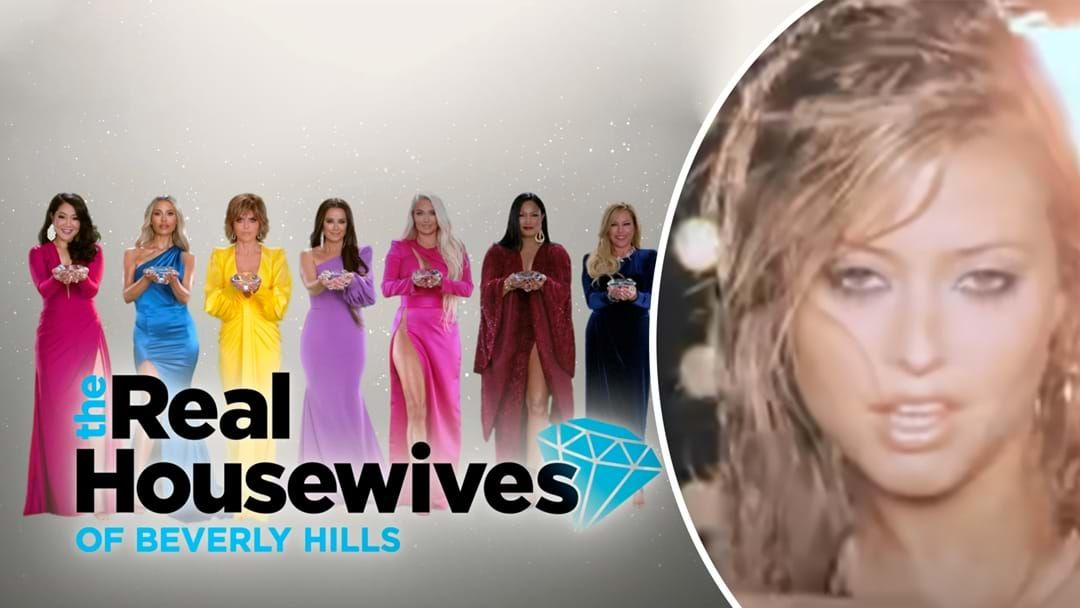 Article heading image for Iconic 00's Star Holly Valance Is Apparently The Newest Real Housewife Of Beverly Hills