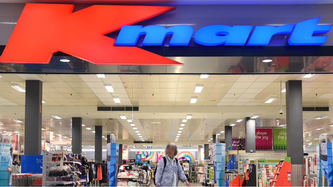 Article heading image for This Is Officially The Smallest Kmart Store In Melbourne