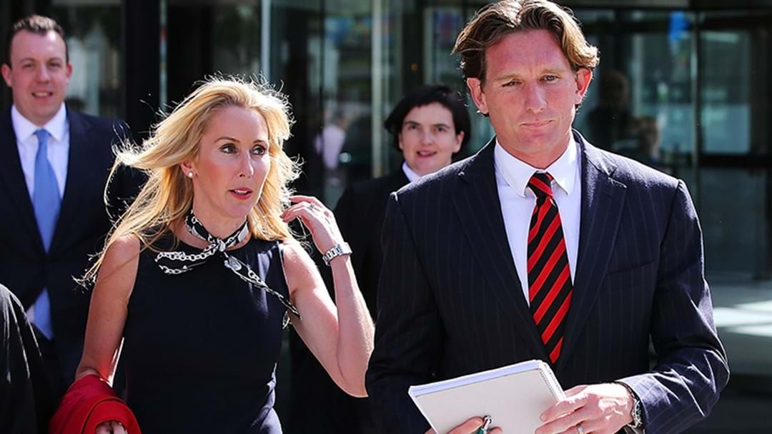 Article heading image for Tania Hird Releases Statement