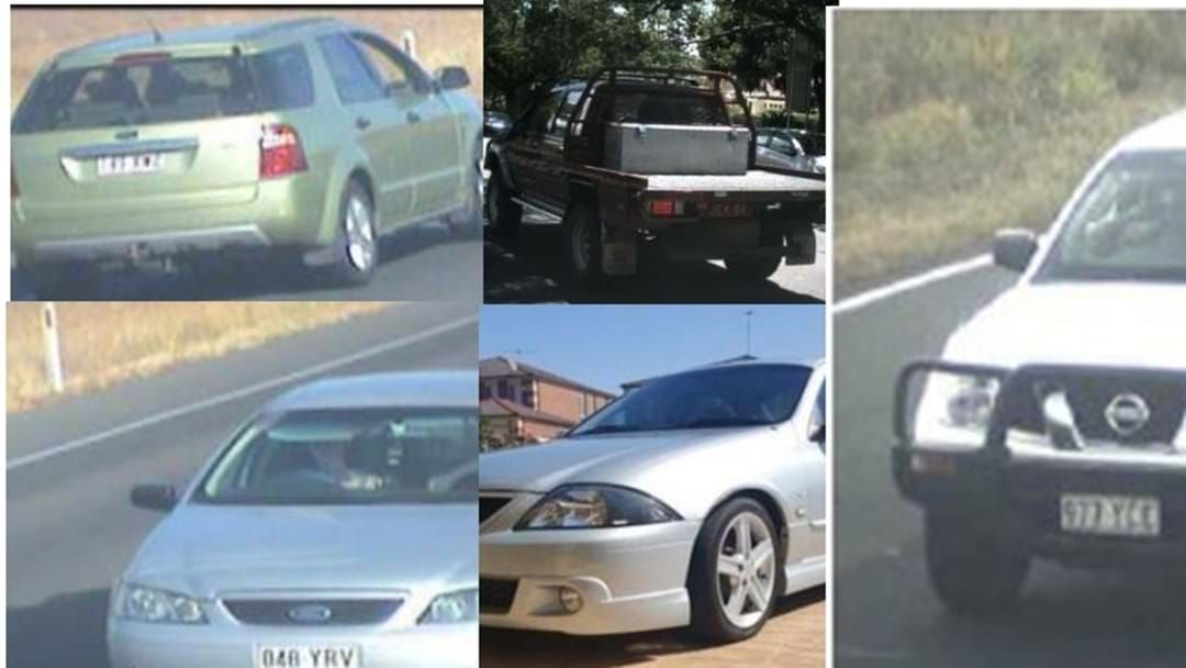 Article heading image for This Week's List of Stolen Cars
