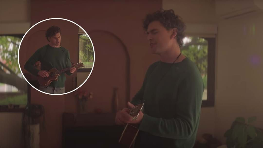 Article heading image for Add This New Vance Joy Acoustic Track To Your Playlist