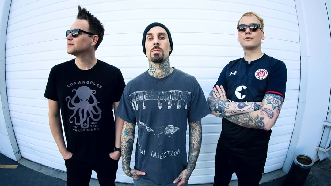 Article heading image for Mark Hoppus Reveals The New Blink 182 Album Sounds Most Like Their Self Titled Album