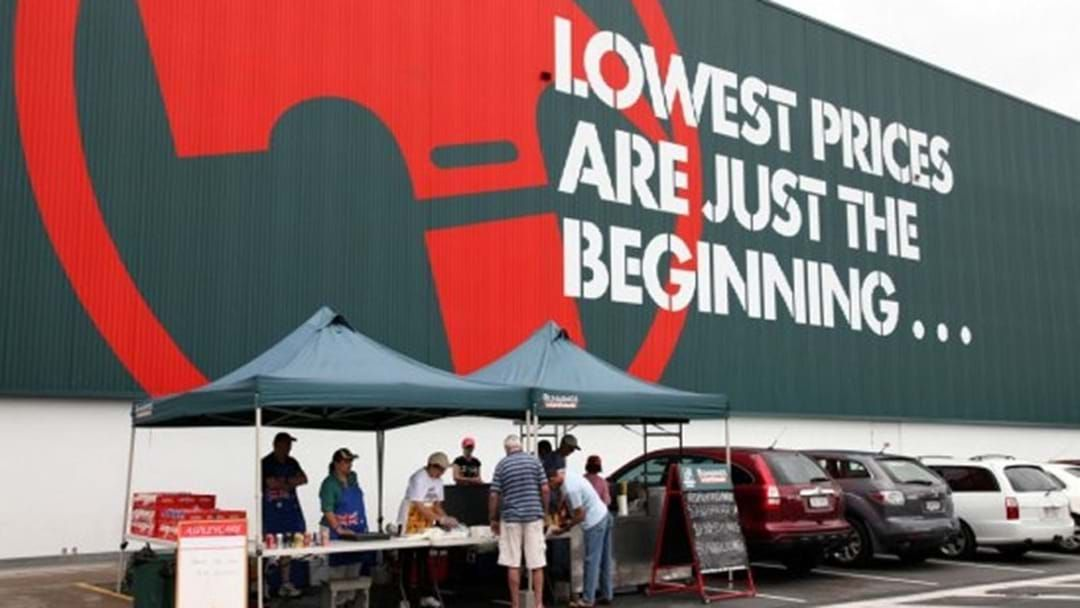 Article heading image for We Finally Have A Date When Bunnings Sausage Sizzles Will Be Back