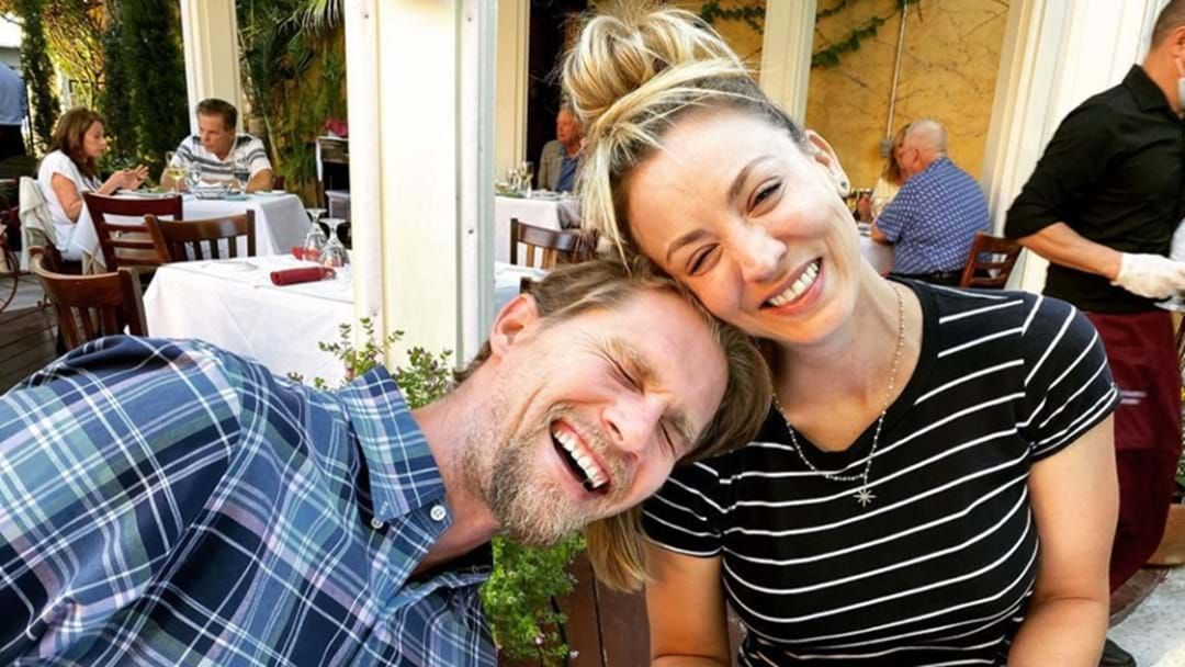 Article heading image for Big Bang Theory's Kaley Cuoco Files For Divorce