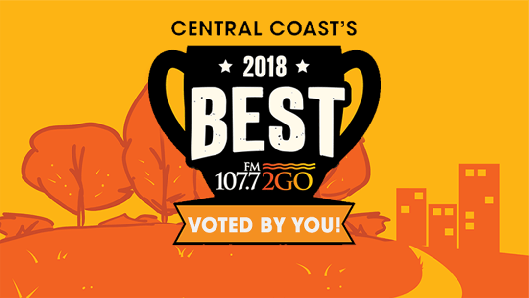 Article heading image for The Votes Are In... Here Are Central Coast's Best Of 2018