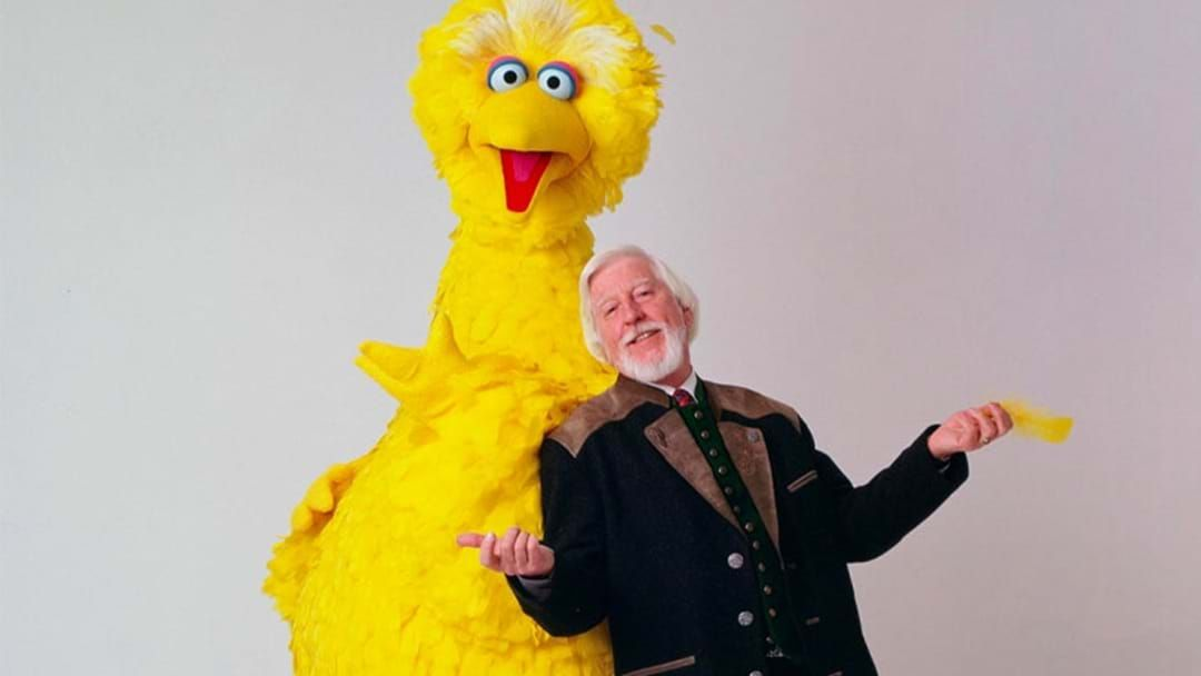 Article heading image for Original Puppeteer Behind Big Bird, Caroll Spinney, Has Passed Away
