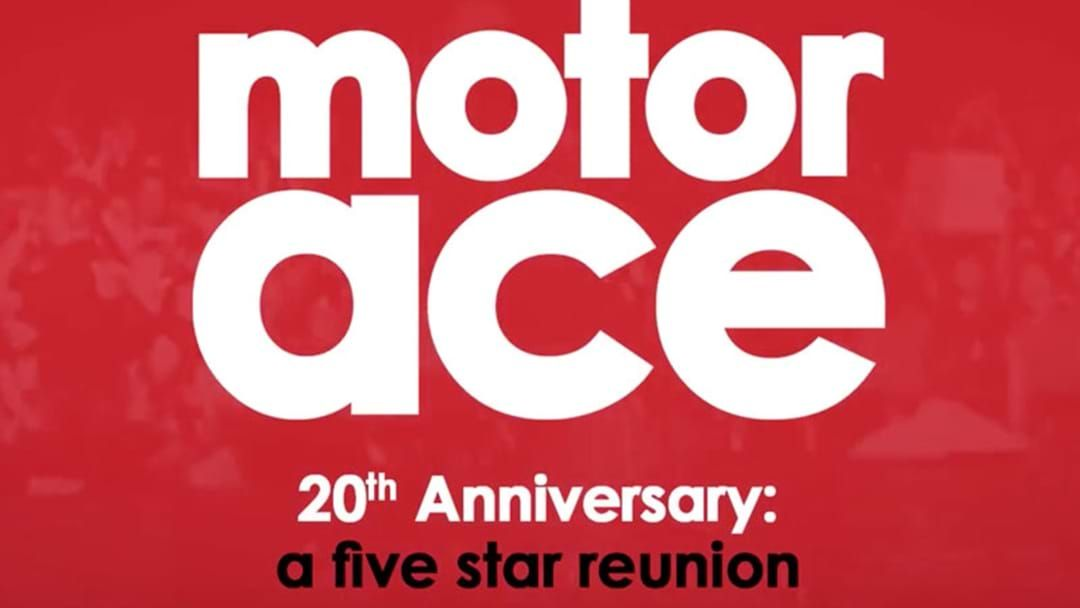 Article heading image for Motor Ace Are Coming With A Five Star Reunion Tour