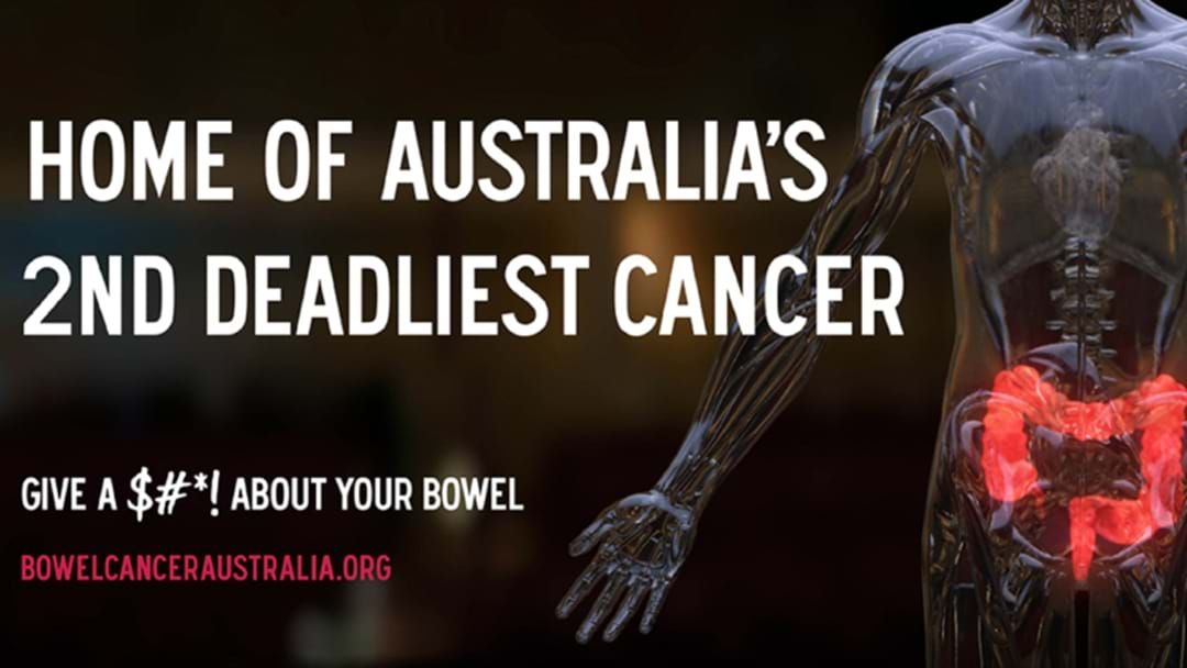 Article heading image for The Alarming Stat That Might Just Make You Give A Sh*t About Bowel Cancer
