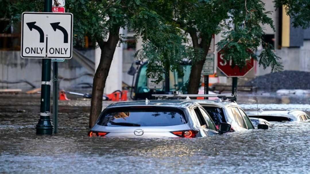 Article heading image for Hurricane Ida Blazes Trail Of Destruction Through New York & New Jersey