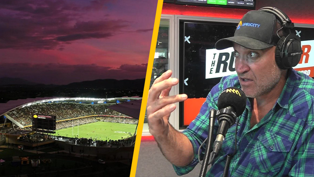 Article heading image for 'You couldn't pay me enough to work' | What Townsville Hosting Origin Means to Gordie