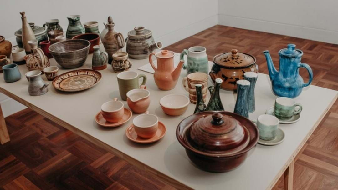 Article heading image for Shepparton Art Museum Presents Collecting Exhibition Collector/Collected Until March 2020!