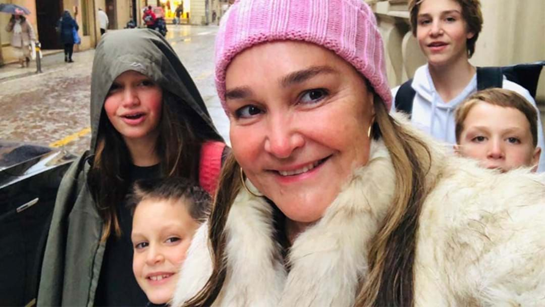 Article heading image for Kate Langbroek 19 Days Into Isolation In Italy. She Tells Australia What To Expect!