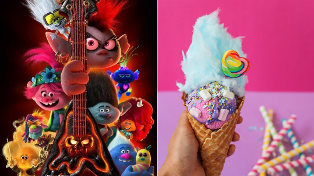 Article heading image for Grab Baskin-Robbins On The GC To Celebrate Trolls World Tour & Support Beyond Blue!