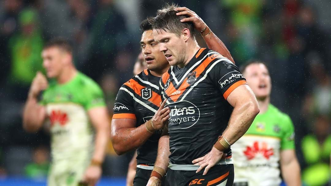 Article heading image for Sorry, Tigers Fans: Chris Lawrence Shares An Update On His Future With The Club