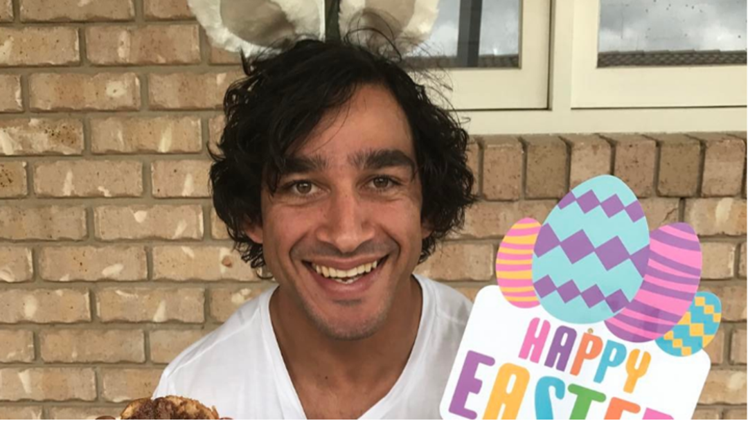 Article heading image for You've Gotta See These Insta Easter Posts From The Cowboys