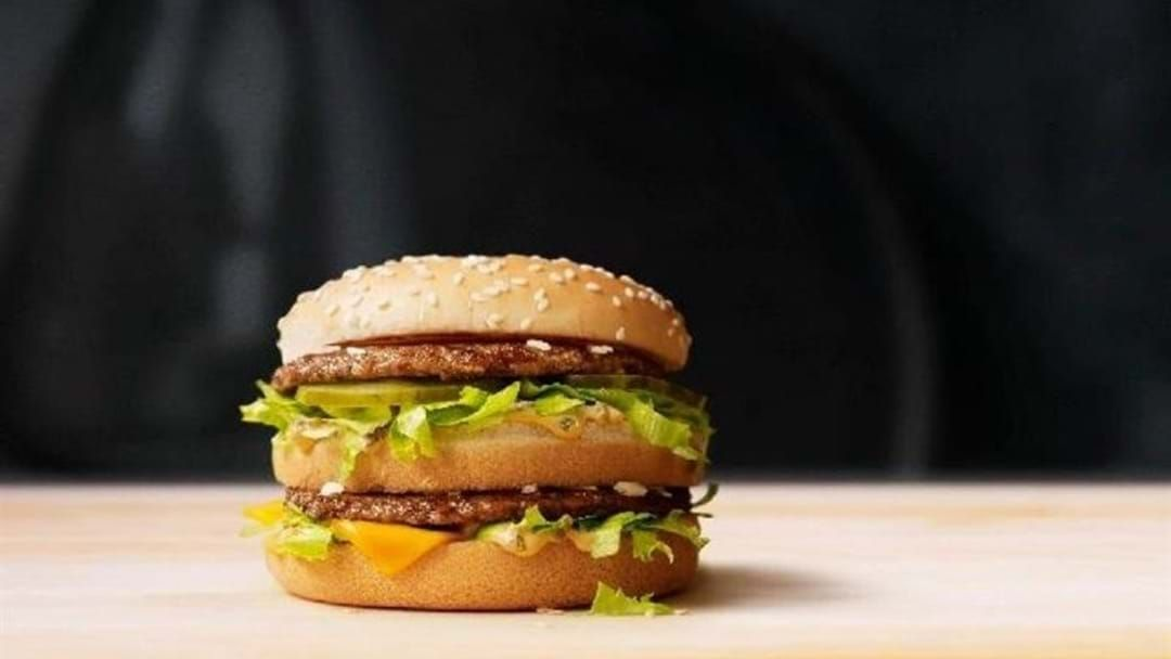 Article heading image for McDonald's Are Flippin 50 Cent Big Macs For Their 50th Birthday!