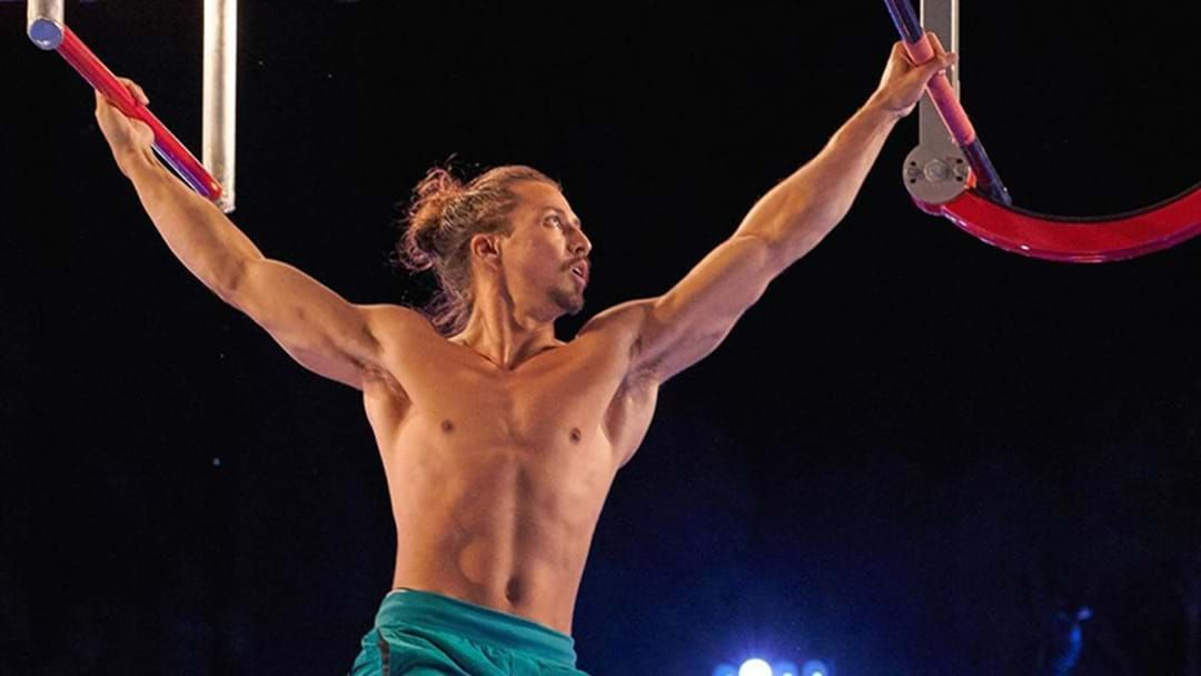 Article heading image for Ninja Warrior's Rhys Reveals The Logic Behind Sketching Out The Course