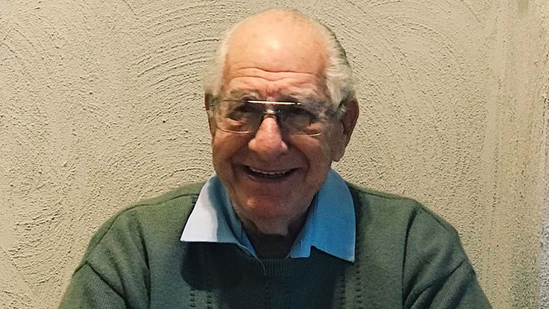 Article heading image for The Sweetest Gesture Made By This 90-year-old Sydneysider
