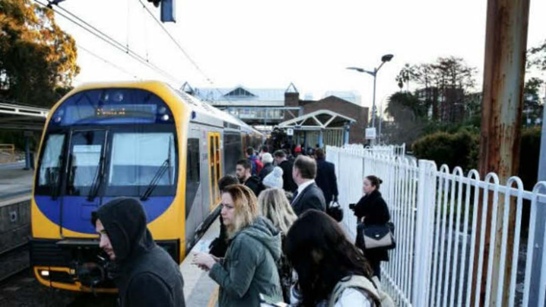 Article heading image for All The Trackwork That Is Happening On Sydney Train Lines Over The Holiday Period
