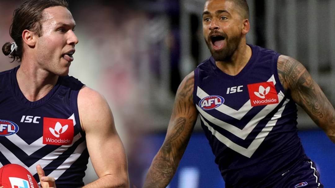 Article heading image for Andy Brayshaw On The Dockers' Making The Finals AND Keeping Langdon And Hill At The Club