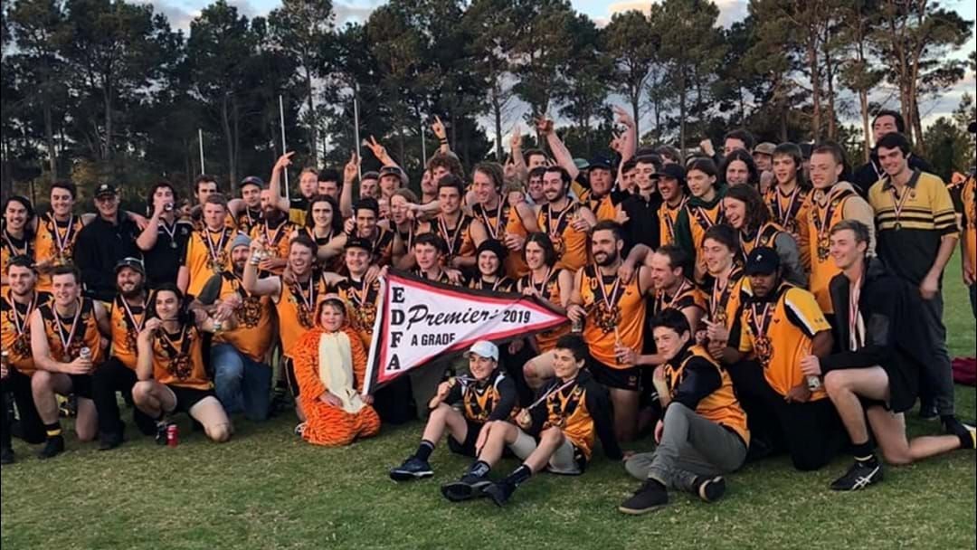 Article heading image for Local Footy Grand Final Day - ALL GRADES