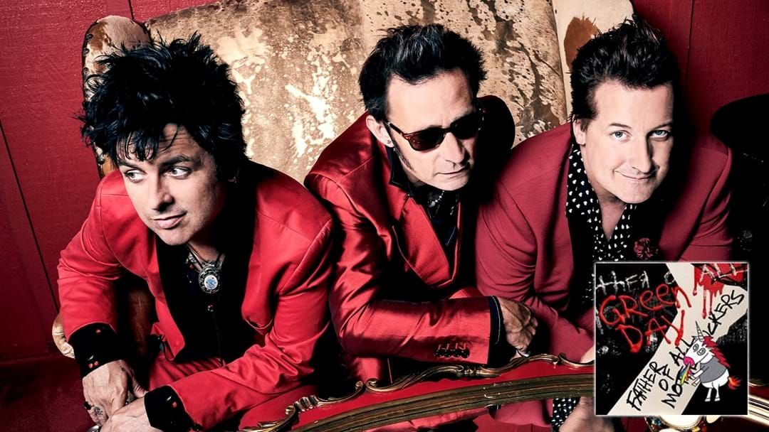 """Article heading image for """"We Wanted To Sound Like Prince"""" - Green Day On Their Brand New Single"""
