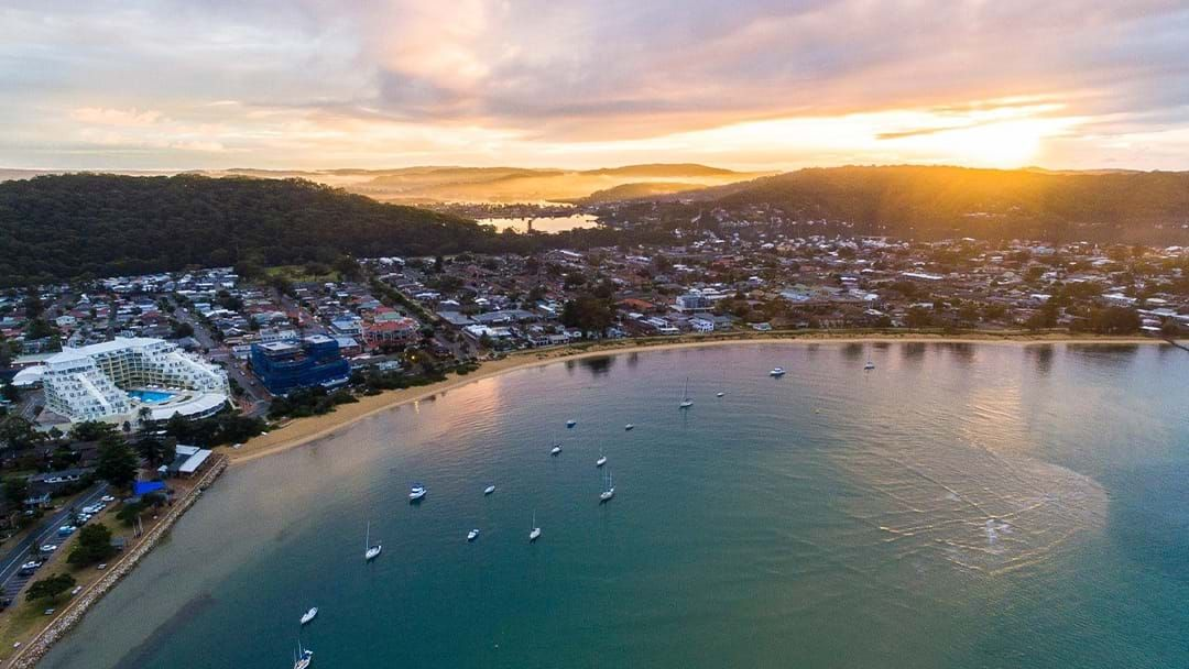 Article heading image for These Central Coast Beaches Have Been Rated Poorly