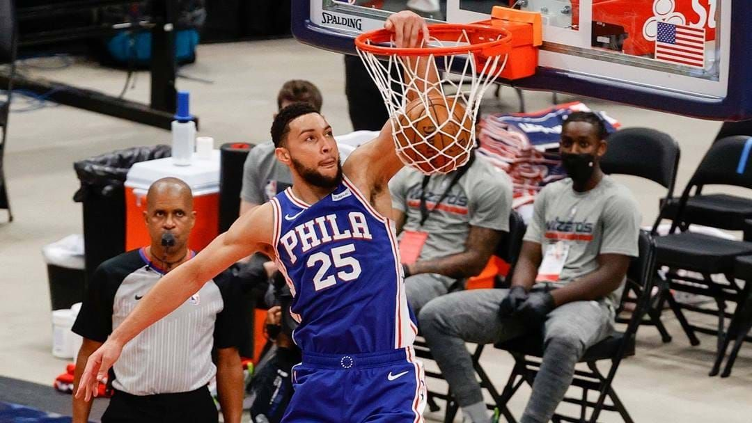 Article heading image for Aussie Star Ben Simmons Leads Squad To Playoff Series Win