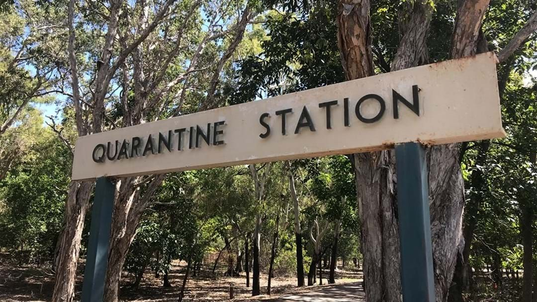Article heading image for Townsville Has Been Home To Quarantine Stations For Over 100 Years