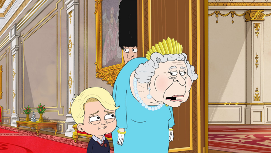 Article heading image for Family Guy Creators Are Being Slammed For Their Portrayal Of Prince George In 'The Prince'