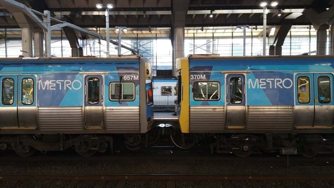 Article heading image for Horror As Mother Separated From Baby On Melbourne Train
