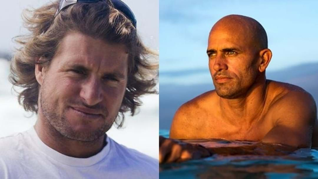 """Article heading image for Mark """"Occy"""" Calls Out Kelly Slater As The Biggest Sledger In Surfing"""