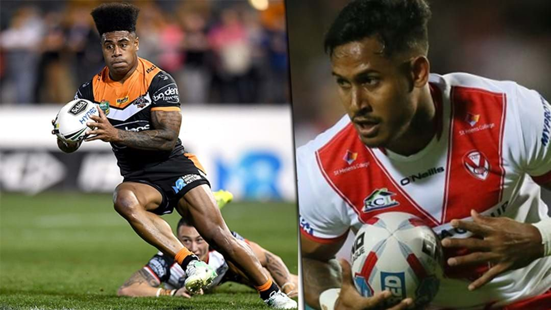Article heading image for Kevin Naiqama Set To Join St. Helens Which Could Deliver Ben Barba Back To The NRL