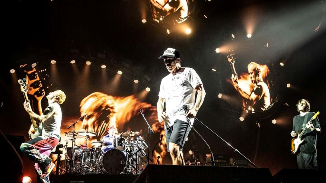 Article heading image for Red Hot Chili Peppers Slam NSW Government's Treatment Of The Live Music Scene