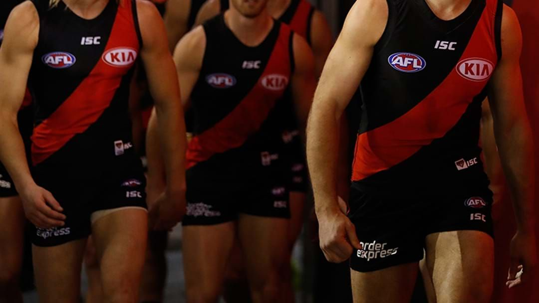 Article heading image for Jay Clark On Essendon's Injury Woes And Conor McKenna