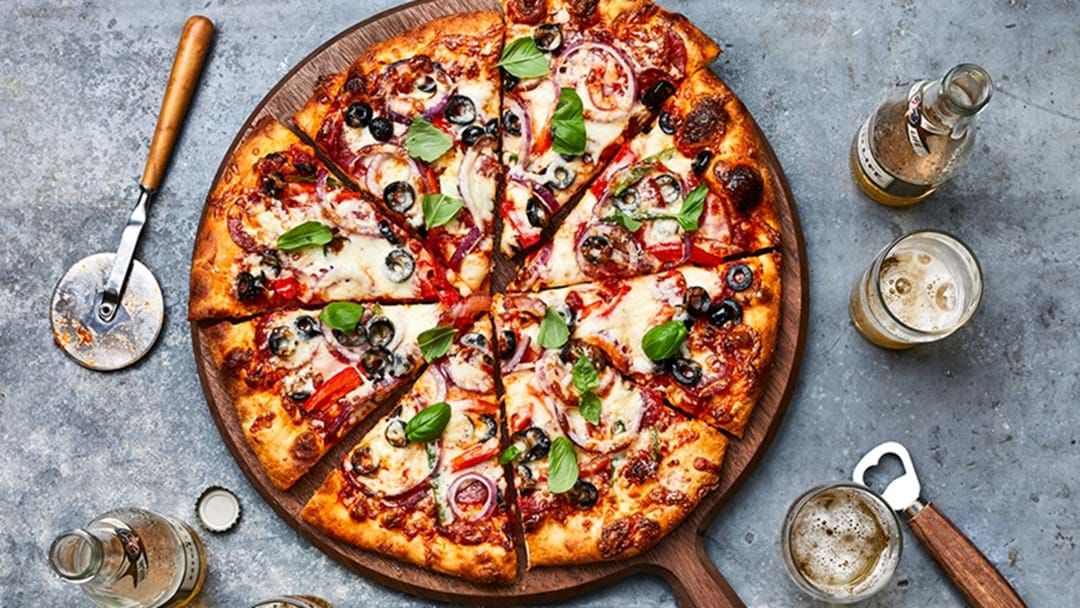 Article heading image for Apparently Aussies Hate Olives On A Pizza More Than Pineapple