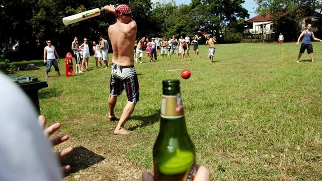 Article heading image for The Definitive Laws Of  Backyard Cricket