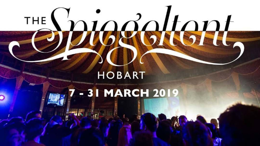 Article heading image for Spiegeltent is coming back to Hobart!