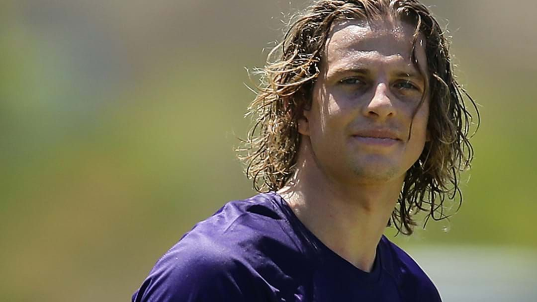 Article heading image for AFL's Nathan Schmook: Don't Expect Fyfe To Return In Time For Hawthorn