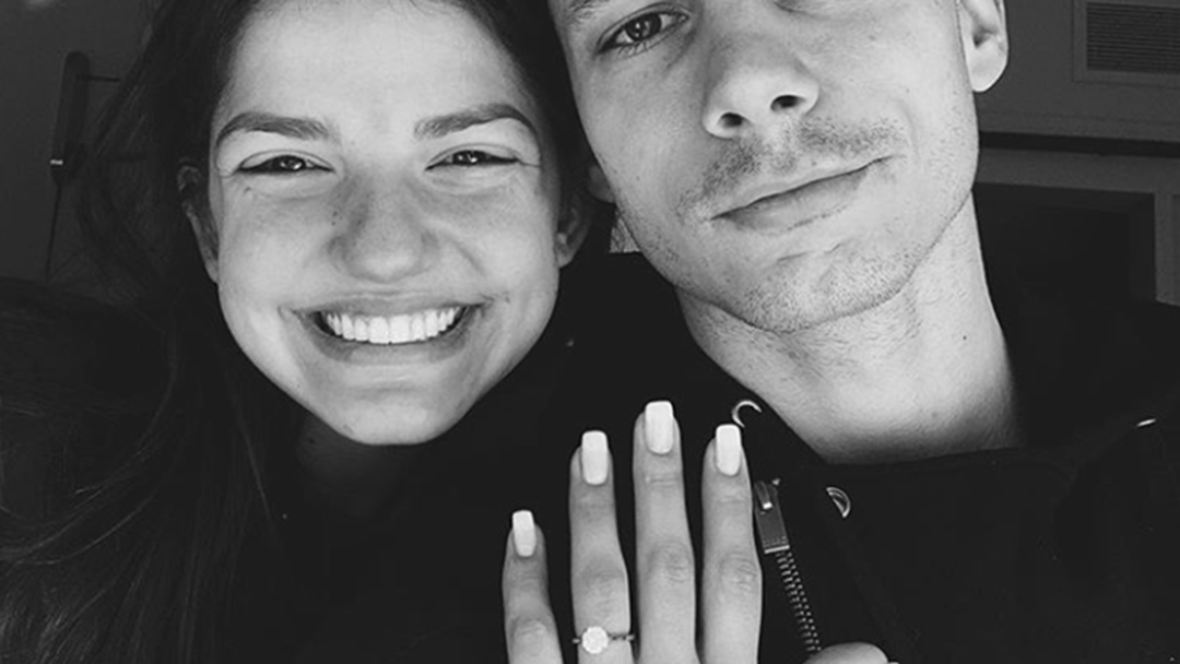 Article heading image for Devin Dawson Proposes to Longtime Girlfriend