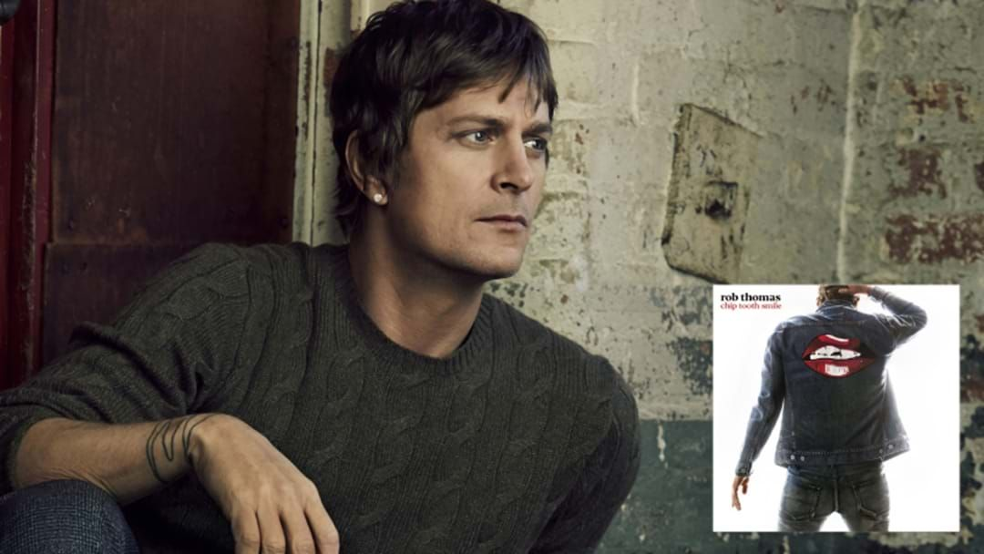 Article heading image for Rob Thomas Is Going Old School And Doing A Shopping Centre Performance Next Week