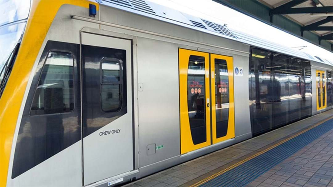 Article heading image for Woman Who Gave Blowie On Sydney Train Said She Did It Because It Was Her Birthday
