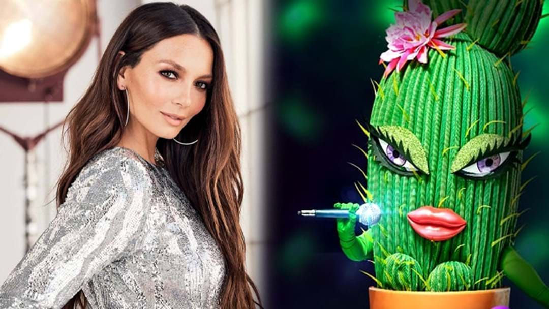 Article heading image for Did Ricki-Lee Coulter Give A Clue Away About Being On The Masked Singer 2020!