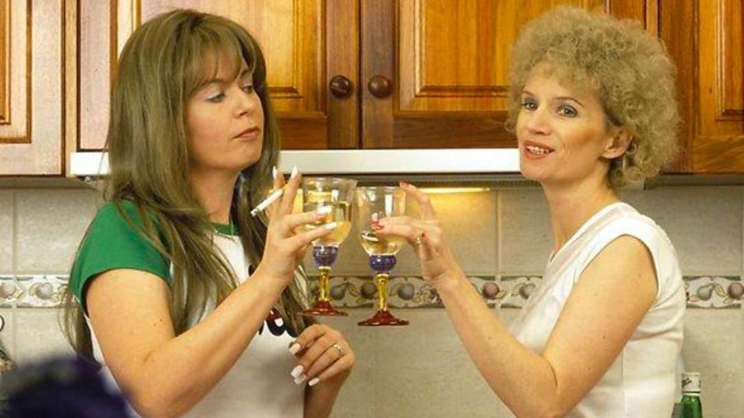 Article heading image for A Chardonnay Festival Is Happening In Sydney To Make Kath & Kim Proud