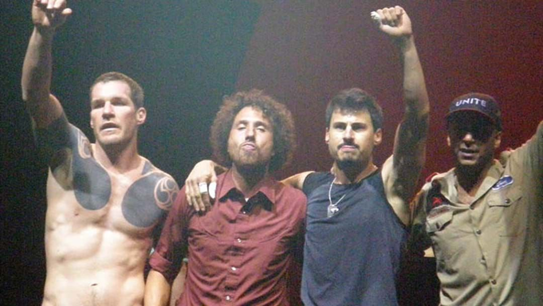 Article heading image for Rage Against The Machine Announce 2020 Reunion Shows