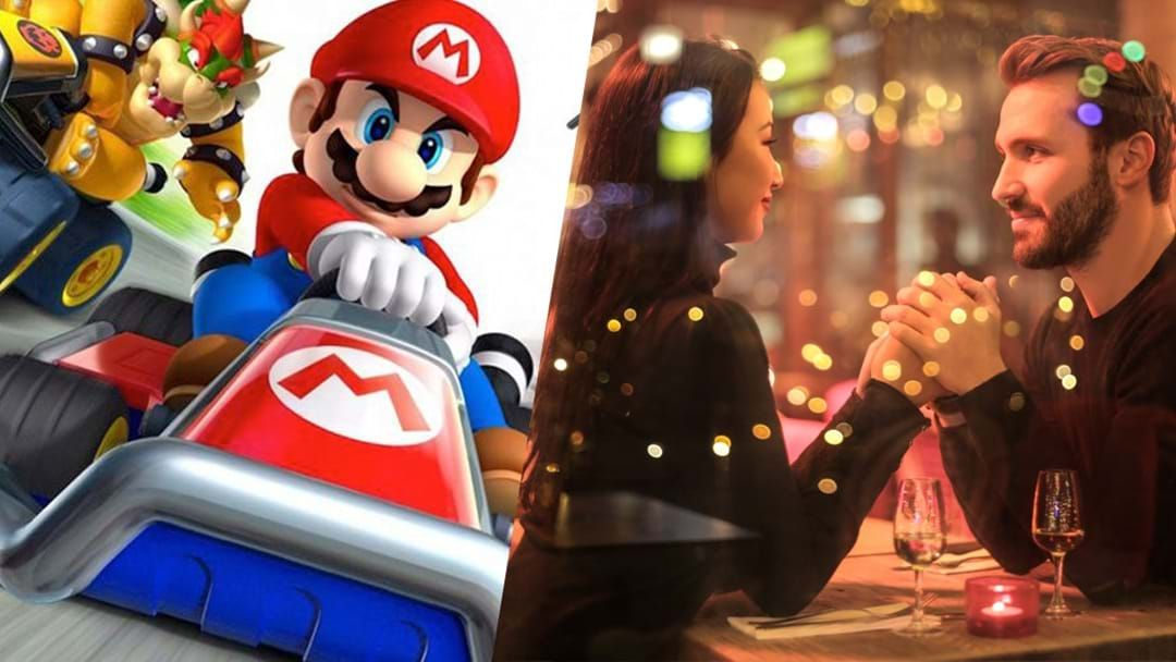 Article heading image for Couples That Play Mario Kart Together STAY Together