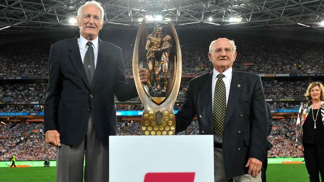 Article heading image for MG Pays Tribute To Immortal Norm Provan